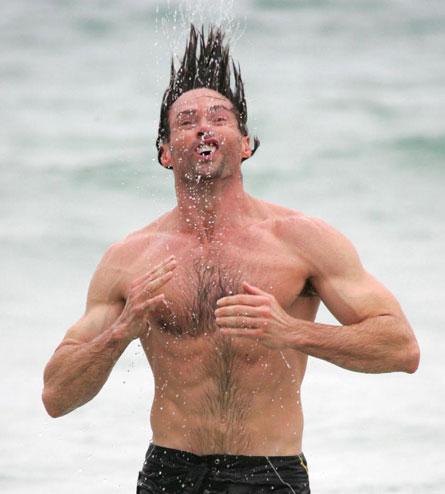 Hugh Jackman Funny photo