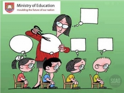 Funny photos - Ministry of education