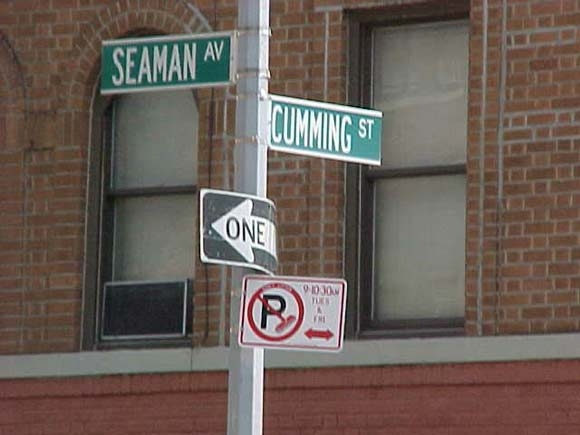Great street names