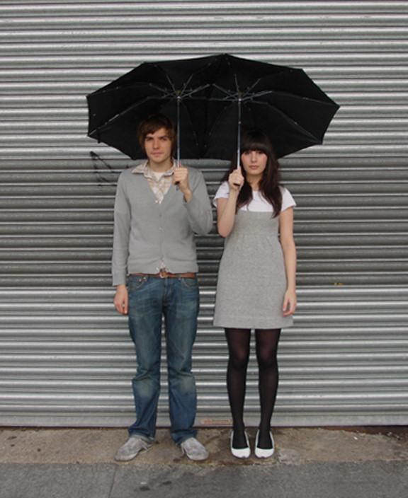 Romantic umbrella