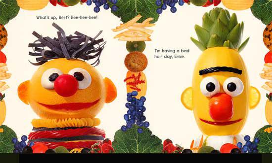 Bert - Ernie