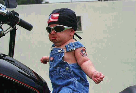 Future gangster
