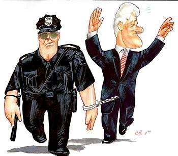 Bill's bodyguard