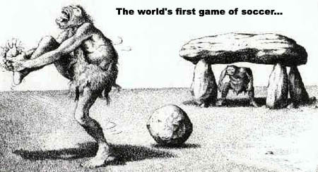 The world's first game