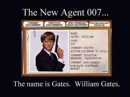 Gates 007