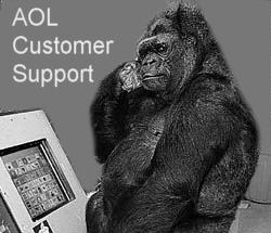 Funny photos - AOL customer care