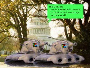 Clinton - Microsoft