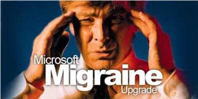 Microsoft Migraine