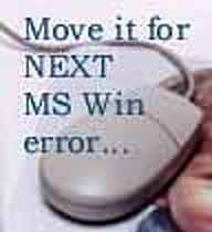 Funny photos - MS Win error
