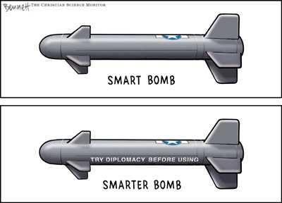 Smart bomb