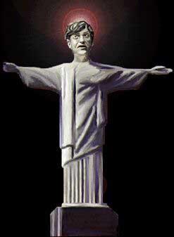 Funny photos - Statue