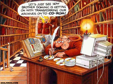 Transferring archives