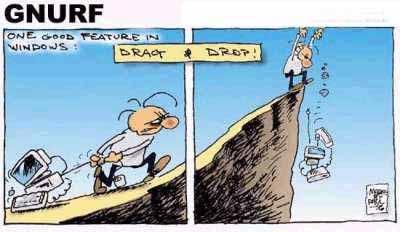 Drag or drop
