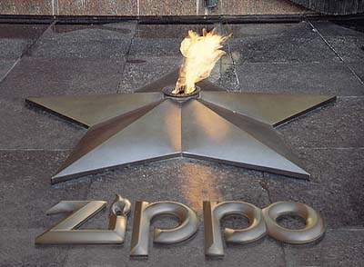 Zippo - play with fire