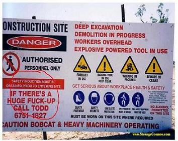 Contruction site