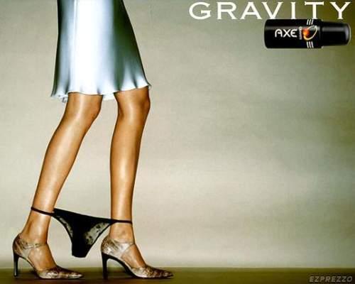 Axe's gravity