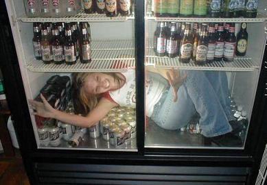Beer or girl?