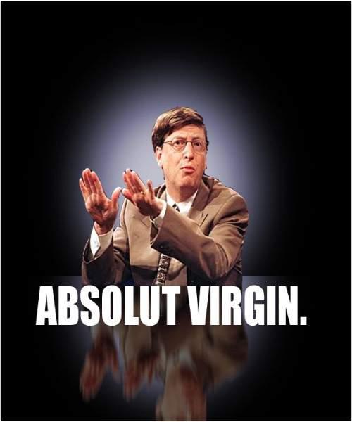 Absolut virgin