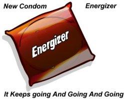Funny photos - Energizer