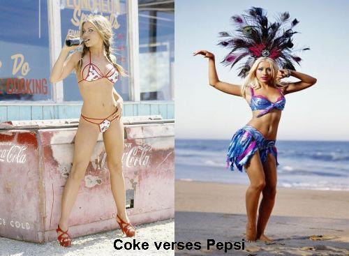 Coke or Pepsi