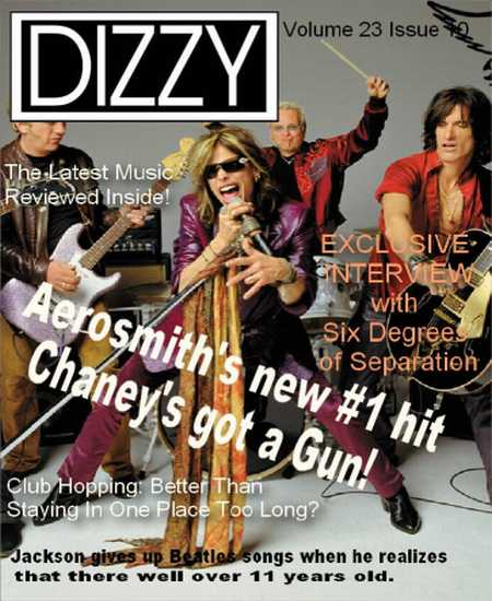 Dizzy music