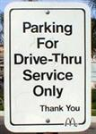 Funny photos - Parking for drive
