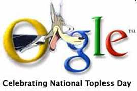Celebrating national topless day