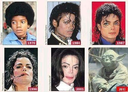 Michael Jackson in 2010