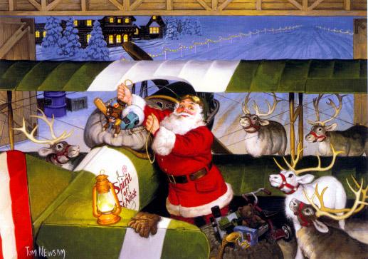 Names of Santa