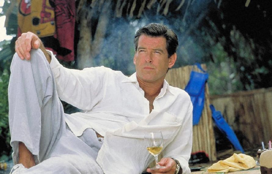 James Bond's vacation