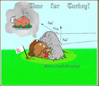 Time for turkey!