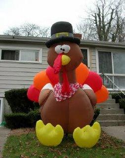 I'm a Turkey plastic.