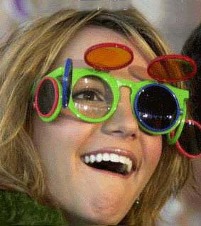 Britney's glasses