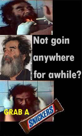 Grab a snickers