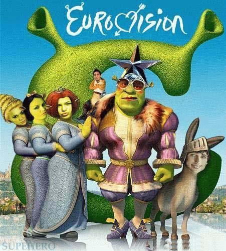 Shrek's show