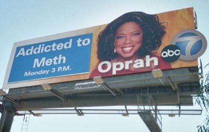 Oprah got problem