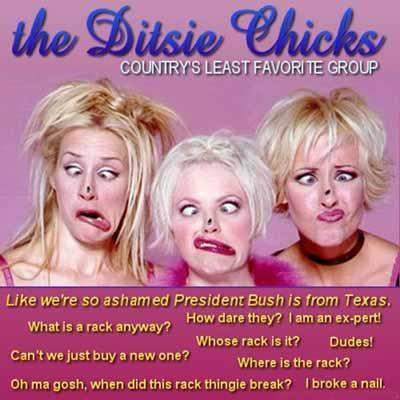 The ditsie chicks