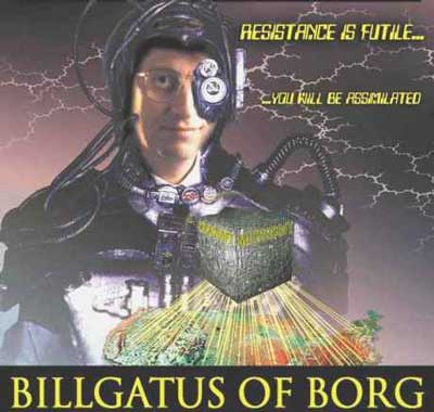 Billgatus of borg