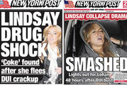 Celebrity photos - Lindsay drug shock