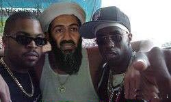 Celebrity photos - Bin Laden's best friends