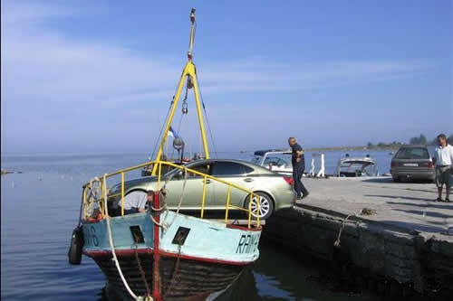 Car - boat