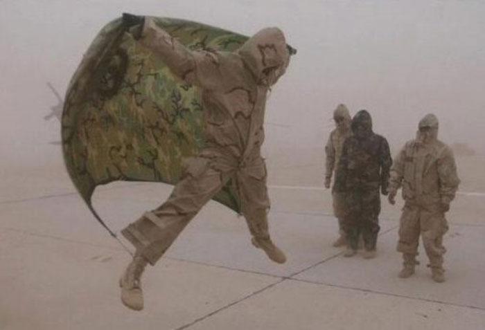 Having fun Iraq