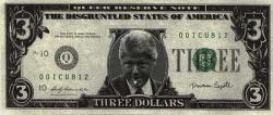 Celebrity photos - Three dollars
