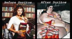 Funny photos - Doritos