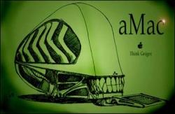 Funny photos - The alien Mac