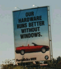 Funny photos - BMW' hardware