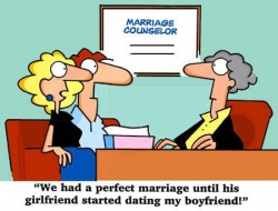 Funny photos - Perfect marriage