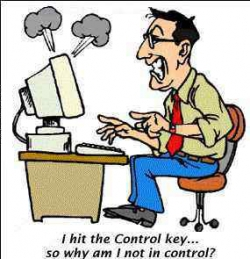 Funny photos - I'm not in control