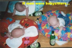 Baby pictures - Babysitters