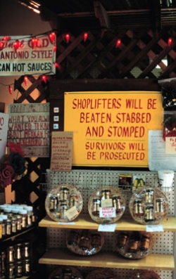 Funny photos - Shoplifters
